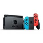 Nintendo Switch Neon Red & Blue Joy-Con V2 (10002433)