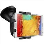 Samsung Vehicle Dock Kit 4-5.7 Car Holder EE-V200SABEGWW Note 3 N9005 auto turētājs universāls
