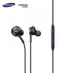 Samsung EO-IG955 AKG priekÅ? Galaxy S8 / S8+ Stereo 3.5mm Austiņas ar Mikrofonu 1.2m Vads Melns (OEM)
