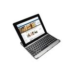 Apple iPad Air 5 Aluminium Keyboard Case Cover Stand maks klaviatūra
