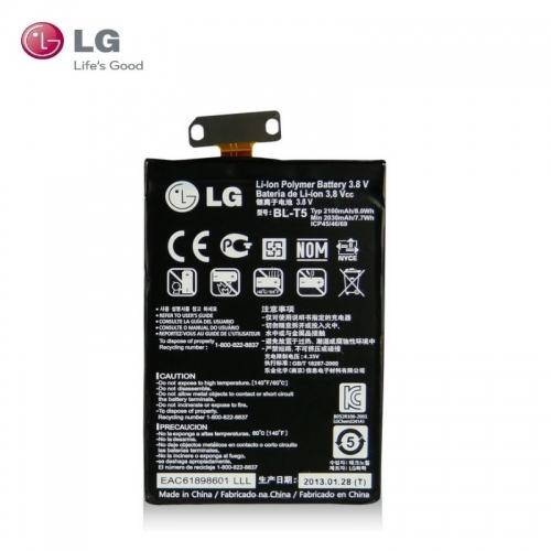LG BL-T5 Oriģināls Akumulators E960 Nexus 4 / E970 Optimus G Li-Ion 2100mAh (M-S Blister)