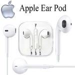 Apple iPhone 4/4S/5/5S/5C/6/6S Plus Genuine Original MD827ZM/A Headphone Earpods Earbuds Earphones Handsfree With Mic austiņas