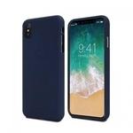 """Mercury Soft feeling Super PlÄ?ns TPU MatÄ""""tas virsmas aizmugures maks-apvalks priekÅ? Apple iPhone 11 Pro Max (6.5"""") TumÅ?i zils"""