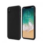 "Mercury Soft feeling Super PlÄ?ns TPU MatÄ""tas virsmas aizmugures maks-apvalks priekÅ? Apple iPhone 11 Pro Max (6.5"") Melns"