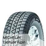 MICHELIN 255/55R18 LatAlpin  105H Bez radzēm