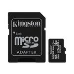 Kingston 16GB micSDHC Canvas Select Plus