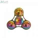 Blun Hameleona krāsas Balls formas Anti-Stresa Fidget aksesuārs no Metāla (Metāla kārbā)