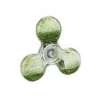 Setty Šķidruma un Zaļu Spīdumu elementu pildīts Anti-Stresa Fidget aksesuārs no Caurspīdīga plastika