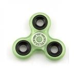 Setty Fosrofa Naktī Spīdošs Roku Spinners Anti-Stress Fidget aksesuārs no Eko Plastikāta Zaļs