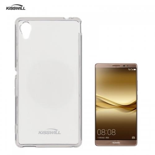 Kisswill Frosted Super Plāns 0.6mm Apvalks Huawei Mate 8 Caurspīdīgs