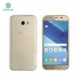 Nillkin Nature Super Plāns 0.6mm Apvalks Samsung J530F Galaxy J5 (2017) Caurspīdīgs (EU Blister)