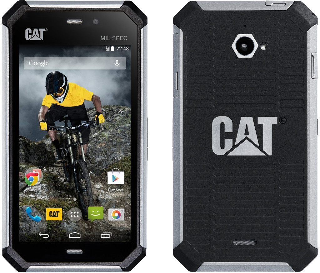 CAT S50 Grey Black