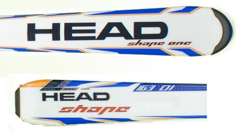 Head Shape One Alpine Ski slaloma slēpes