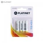 Duracell Platinet AAA LR03 1.5V Alkaline Ilgstošas darbības baterejas MN2400 (4gab.)