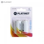 Duracell Platinet C 2 LR14 1.5V Alkaline Ilgstošas darbības baterejas MN1400 PMBLR142B (2gab.)