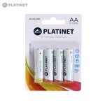 Duracell Platinet AA LR6 1.5V Alkaline Ilgstošas darbības baterejas MN1500 PMBLR64B (4gab.)