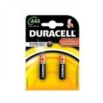 Duracell AAA LR03 1.5V Alkaline Ilgstošas darbības Baterijas MN2400 (2gab.)