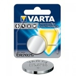 Varta CR2025 Proffesional Electronics 3V Lithium Tablet Battery Litija Baterija (1pcs)