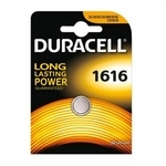 Duracell CR1616 Long Lasting Power 3V Lithium Litija Baterija (DL2016 / BR2016) (1gab. Blisters)