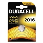 Duracell CR2016 Long Lasting Power 3V Lithium Litija Baterija (DL2016 / BR2016) (1gab. Blisters)