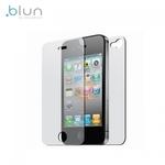 Blun Extreeme Shock 0.33mm / 2.5D Aizsargplēve-stikls Apple iPhone 4 4S Priekša+Aizmugure (EU Blister)