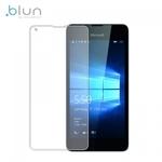 Blun Extreeme Shock 0.33mm / 2.5D Aizsargplēve-stiklss Microsoft 550 Lumia (EU Blister)