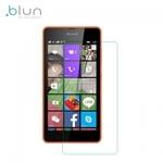 Blun Extreeme Shock 0.33mm / 2.5D Aizsargplēve-stiklss Microsoft 540 Lumia (EU Blister)