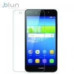 Blun Extreeme Shock 0.33mm / 2.5D Aizsargplēve-stiklss Huawei Y6 (EU Blister)