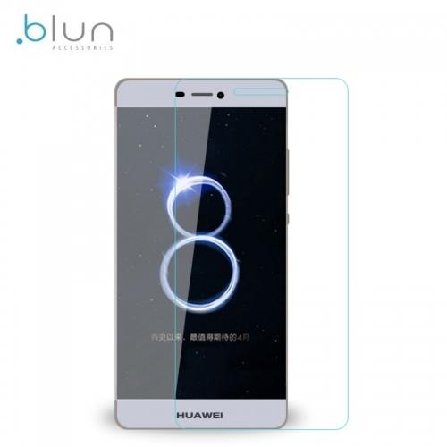 Blun Extreeme Shock 0.33mm / 2.5D Aizsargplēve-stiklss Huawei P8 Lite (EU Blister)