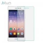 Blun Extreeme Shock 0.33mm / 2.5D Aizsargplēve-stiklss Huawei P7 (EU Blister)