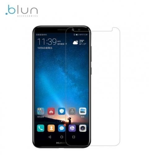 Blun Extreeme Shock 0.33mm / 2.5D Aizsargplēve-stiklss Huawei Mate 10 Lite / Nova 2i / G10 (EU Blister)
