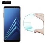Myscreen Hybrid 0.15mm 8H Premium Flexible Japan Stikls Samsung A730F Galaxy A7 (2018) / A8 Plus (2018) Caurspīdīgs (Dzidra redzemība)