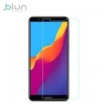 Blun Extreeme Shock 0.33mm / 2.5D Aizsargplēve-stiklss Huawei Honor 7s