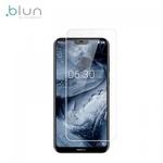 Blun Extreeme Shock 0.33mm / 2.5D Aizsargplēve-stikls Nokia X6 (2018) / 6.1 Plus