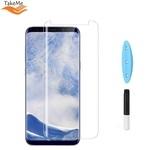 Samsung G965F Galaxy S9 Plus Pilnas Virsmas Aizsargstiks ar UV lampu screen protector