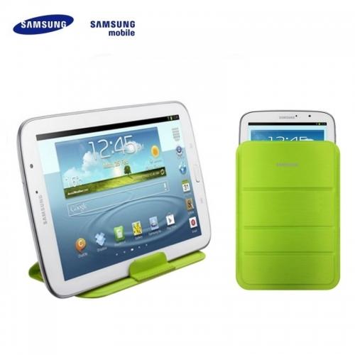 "Samsung EF-SN510BGE Universāls 7 - 8"" Galaxy Tab Maks - kabata ar statīvu Zaļš (EU Blister)"
