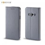 Forever Magnēstikas Fiksācijas Sāniski atverams maks bez klipša Huawei Y635 Pelēks