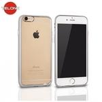 Telone Super PlÄ?ns CaurspÄ«dÄ«gs Silikona Aizmugures Apvalks Huawei Honor 5C / Honor 7 Lite ar Sudraba krÄ?sas rÄ?mÄ«ti
