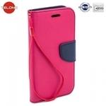 Telone Fancy Diary Book Case ar stendu Huawei Mate 9 sÄ?niski atverams RozÄ?/Zils
