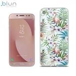 """Blun ART Super plÄ?ns TPU aizmugures maks-apvalks ar attÄ""""lu priekÅ? Samsung J530F Galaxy J5 (2017) Flamingo"""