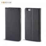 Forever Magnēstikas Fiksācijas Sāniski atverams maks bez klipša Huawei Mate 10 Pro Melns