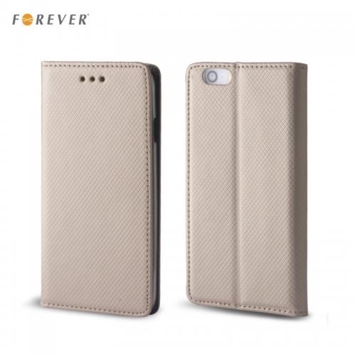 "Forever MagnÄ""stikas FiksÄ?cijas SÄ?niski atverams maks bez klipÅ?a Huawei Mate 10 Pro Zeltains"