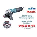 Makita GA5040F01 + 500 Diski