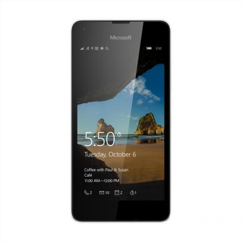 Microsoft Lumia 550 Windows Phone white