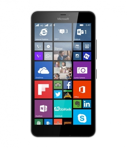 Microsoft Lumia 640 XL LTE  Windows Phone Dual black