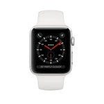 Apple Watch Series 3 Cellular 42mm white (MTH12QL/A)