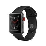 Apple Watch Series 3 Cellular 38mm black (MTGP2QL/A)