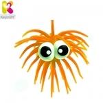 """Keycraft NV61TN Smieklīga rotaļlieta anti stress """"Lielās acis"""" bērniem no 3+ gadiem Oranža"""