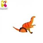 Keycraft CR34 Plastmasas Ekstra Liels (35cm) Dinozaurs - Tyrannosaurus rotaļlieta bērniem no 3+ gadiem