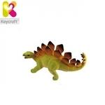 Keycraft CR33 Plastmasas Liels (23cm) Dinozaurs - Stegosaurus rotaļlieta bērniem no 3+ gadiem